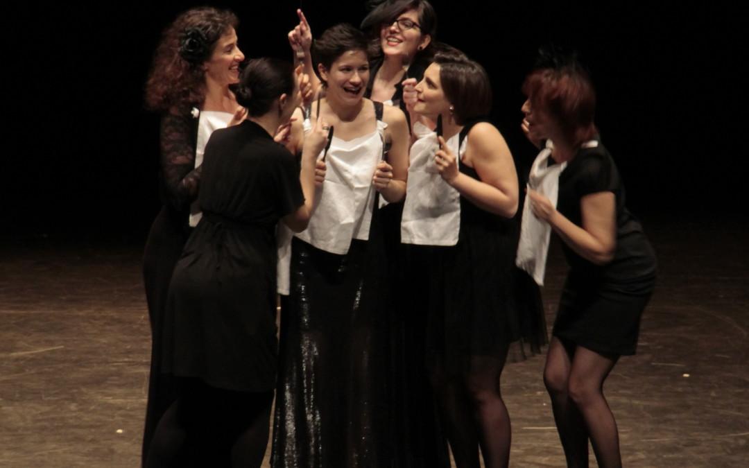 Inte(g)razioni Performance di Teatro Urbano